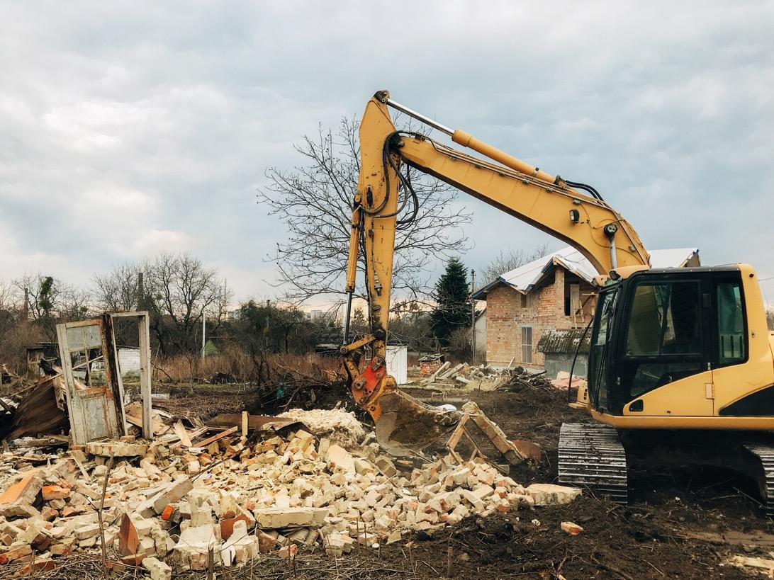 Démolition, construction