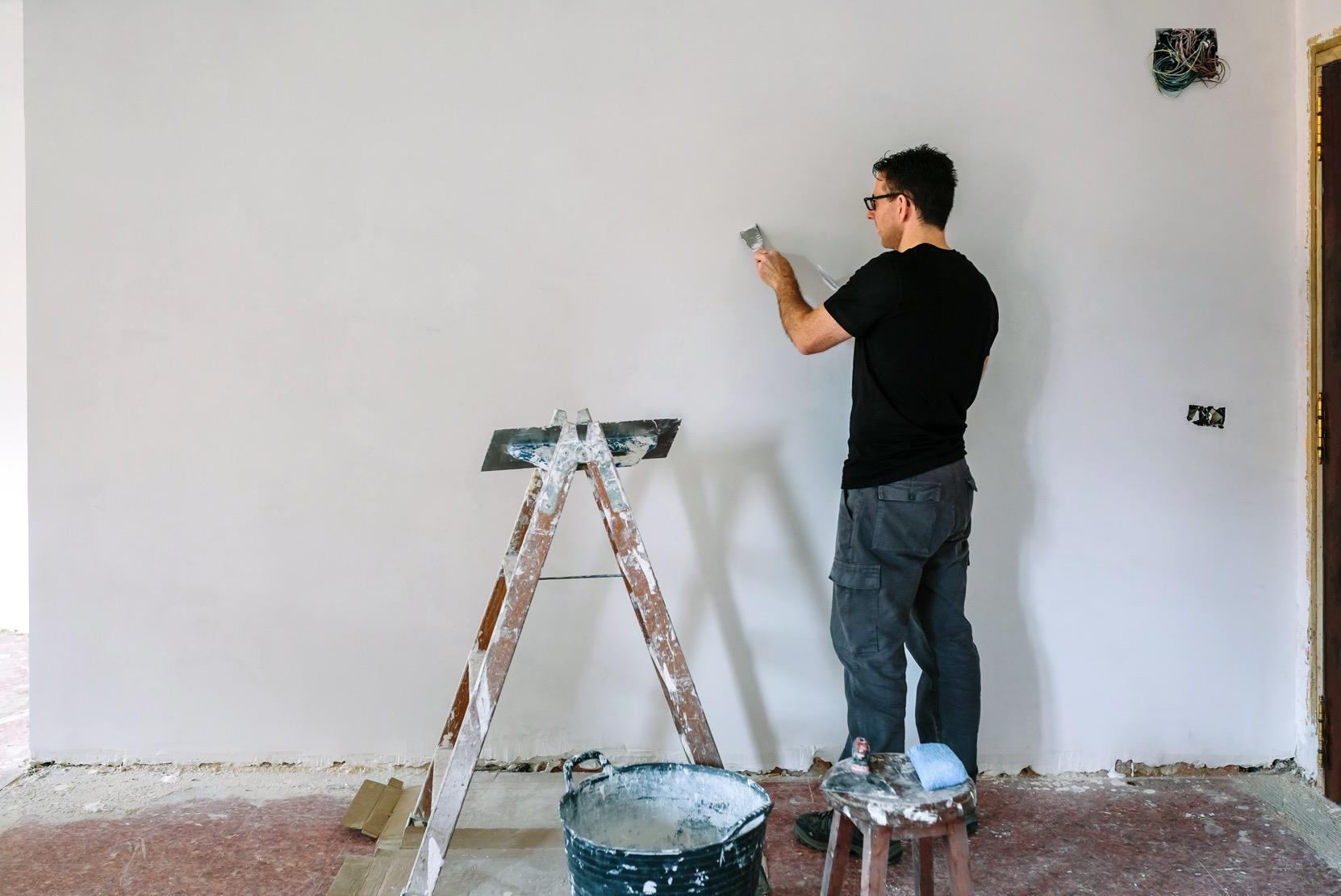 Peinture, Plâtrier, Plaquiste