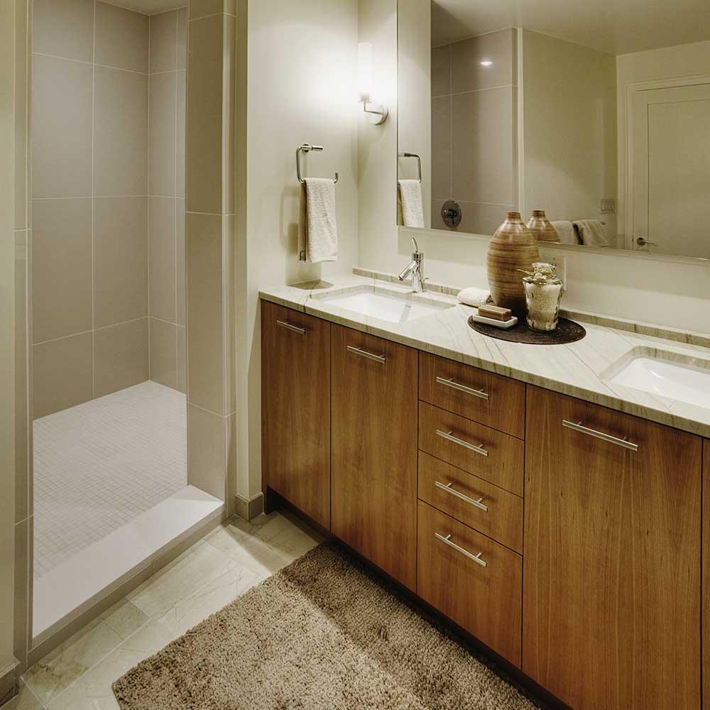 Travaux de rénovation - Salle de bain