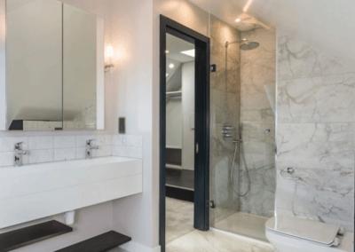 Projet de rénovation salle de bain