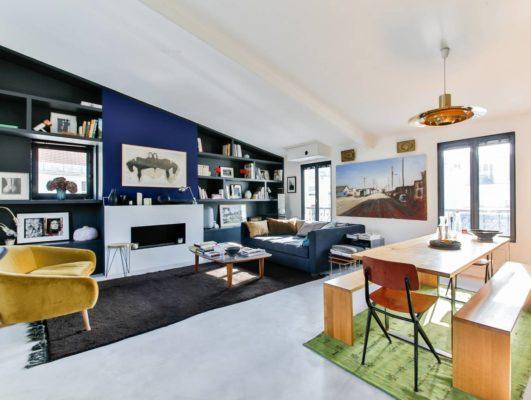 Artizy.ch - Rénovation appartement